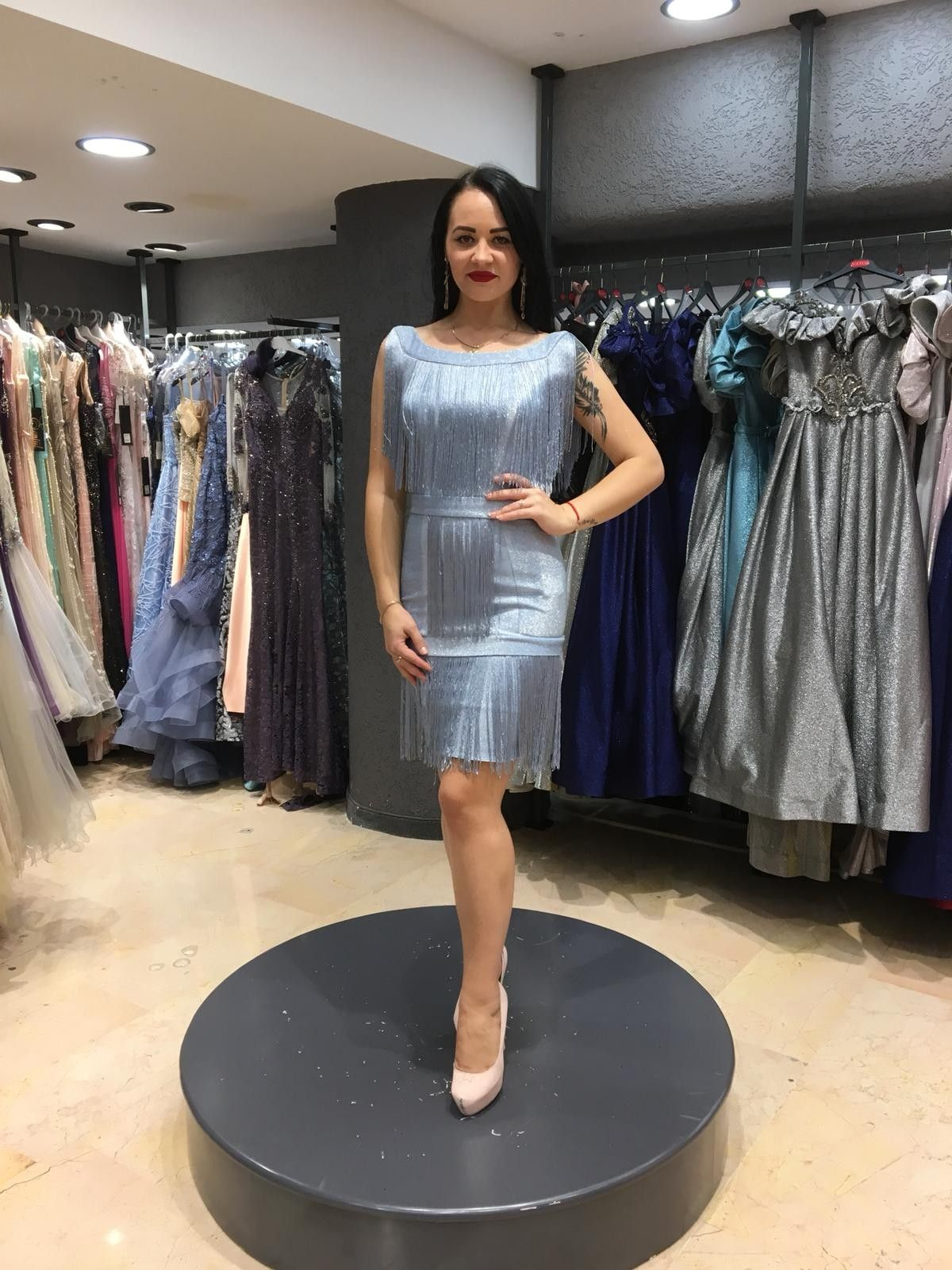 New dress fashion wolesale turkey prom dresses