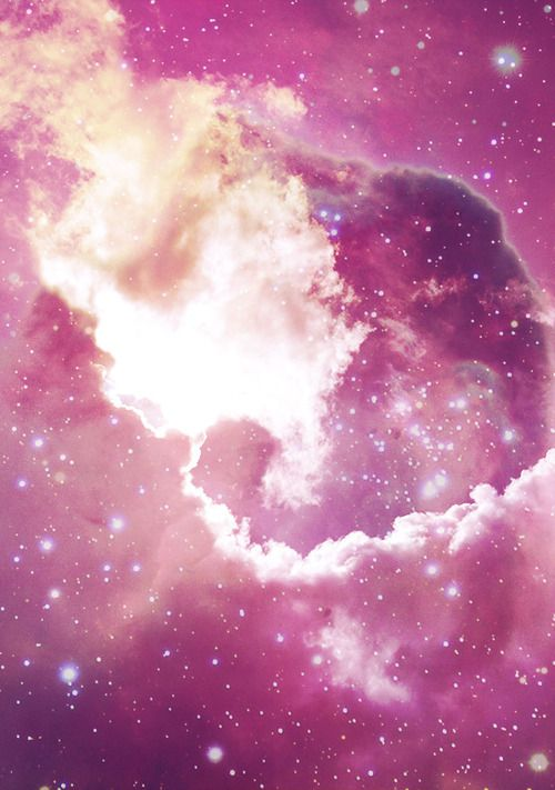 Pin By Beth Rivard On Pink Galaxy Pink Galaxy Pink Stars Sky And Clouds