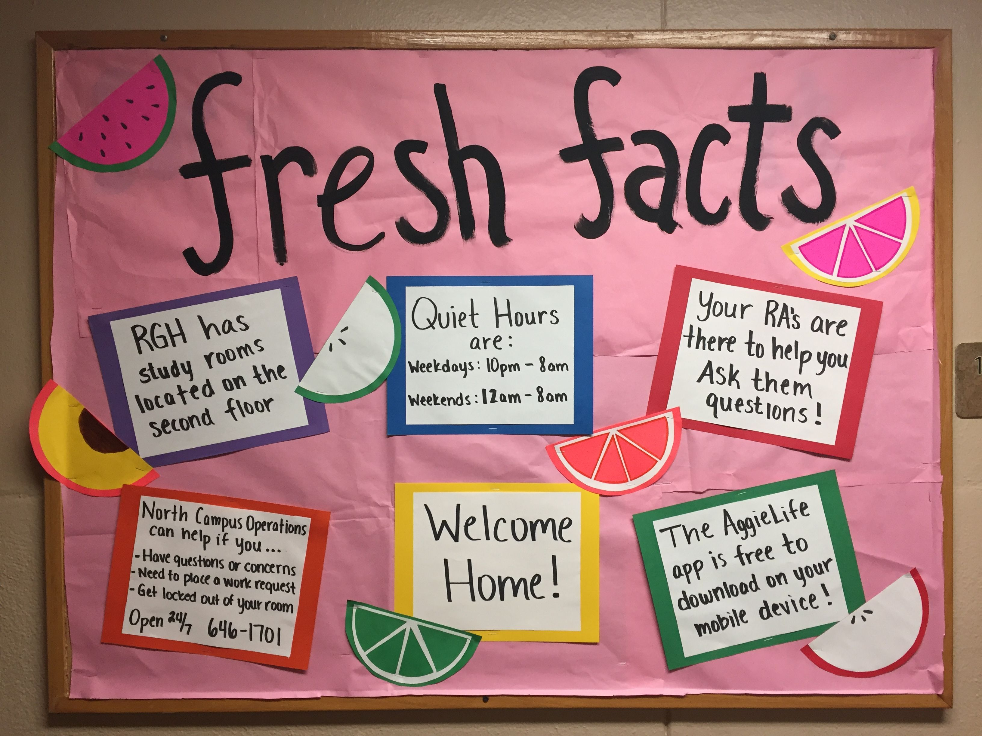 My Door Decs Were Fruit So I Made My Bulletin Board Match Ra Rabulletinboards My Door Decs Were Fruit So I Made My Bulletin Board Match Ra Okul Evren