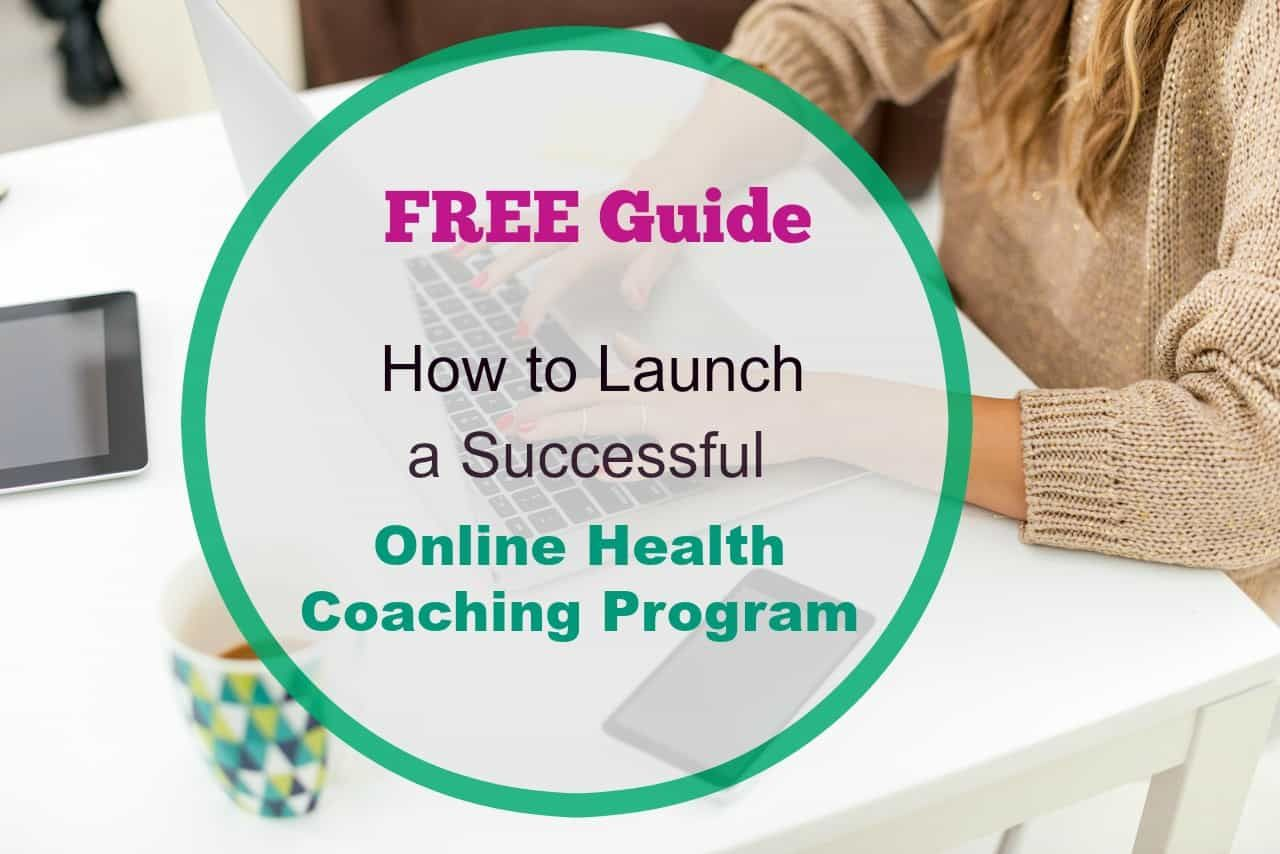 How to create and deliver your online health coaching