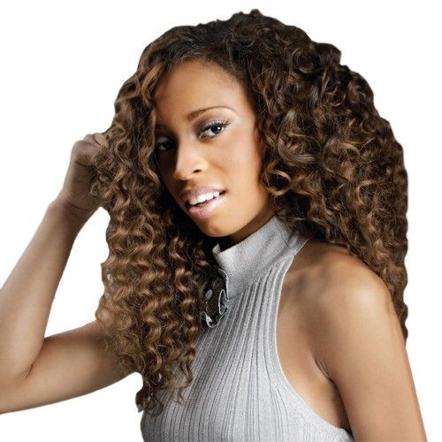 Onyx Human Hair Weave Deep Wave 10in Same Day Shipping