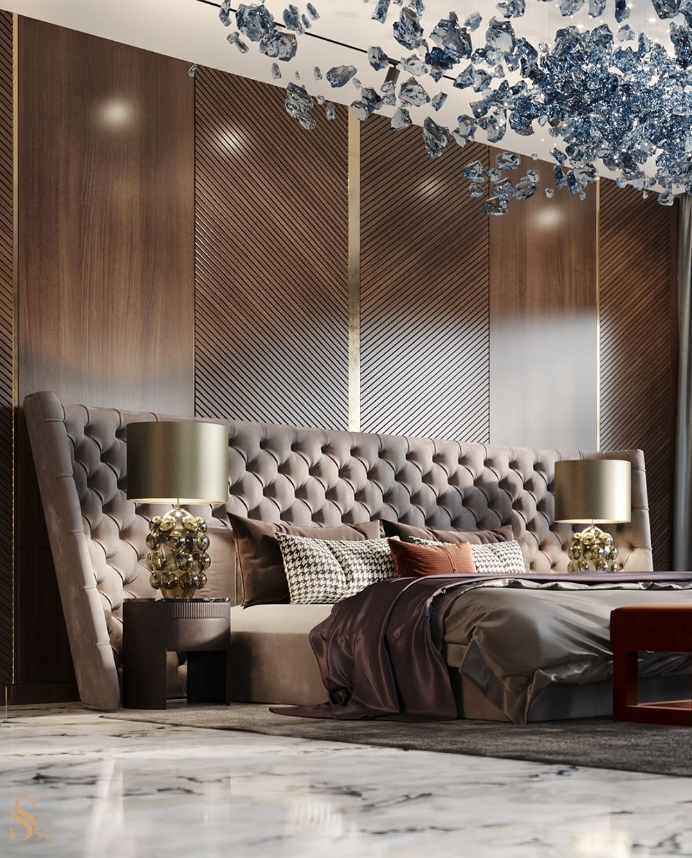Decor Ideas To Achieve A Marvelous Bedroom Design in 2021 ...