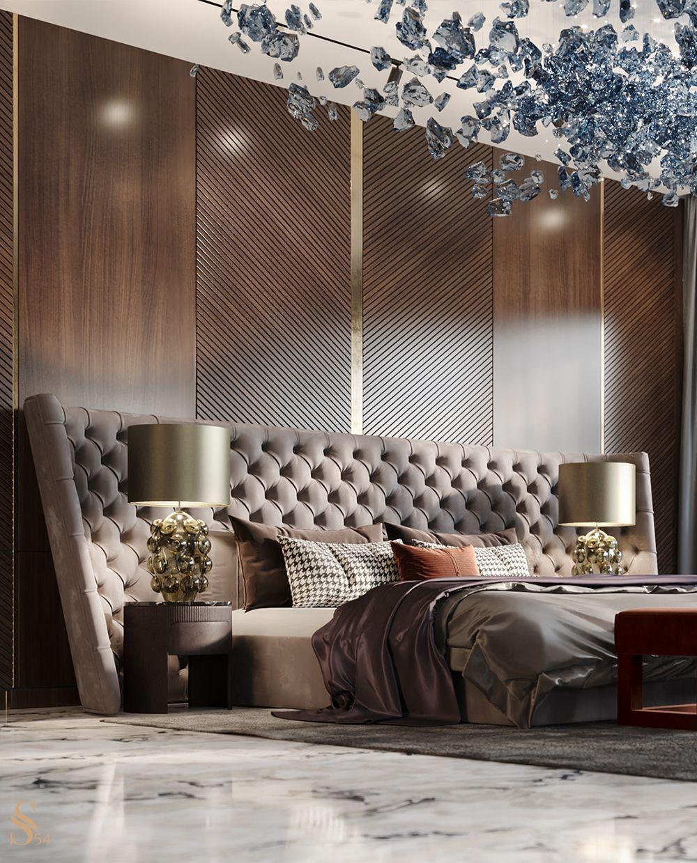 Decor Ideas To Achieve A Marvelous Bedroom Design In 2021 Bedroom Interior Design Luxury Modern Bedroom Interior Luxurious Bedrooms Luxury bedroom design 2021