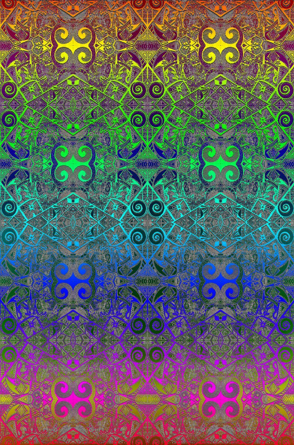 Pattern Color S Izobrazheniyami Arhitektura