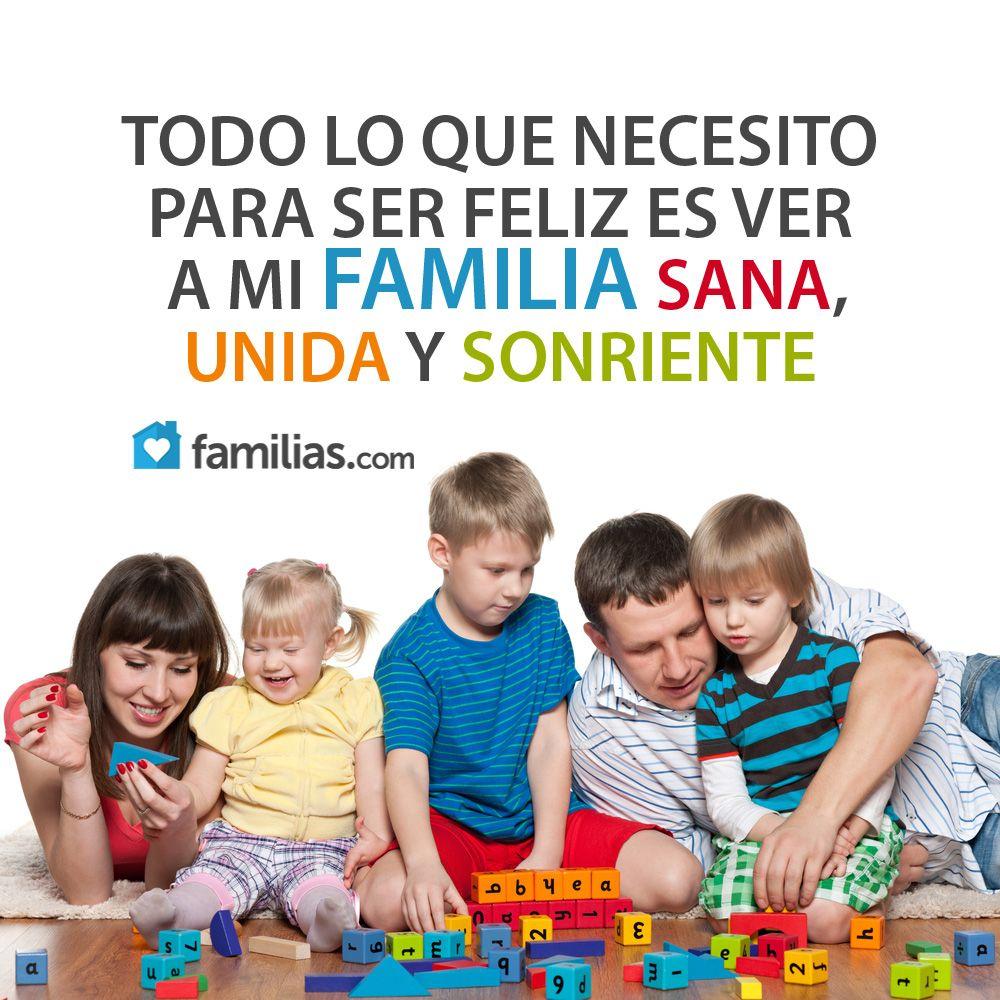 Todo lo que necesito para ser feliz es ver a mi familia - Que necesito para pedir una hipoteca ...