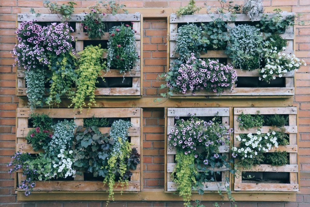 Unsere Top 10 Gartentrends 2020 Vertikaler garten diy