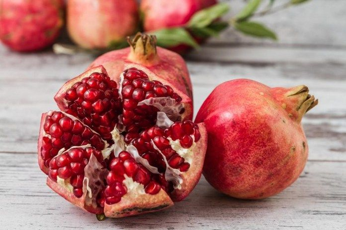 תוצאת תמונה עבור pomegranate fertility