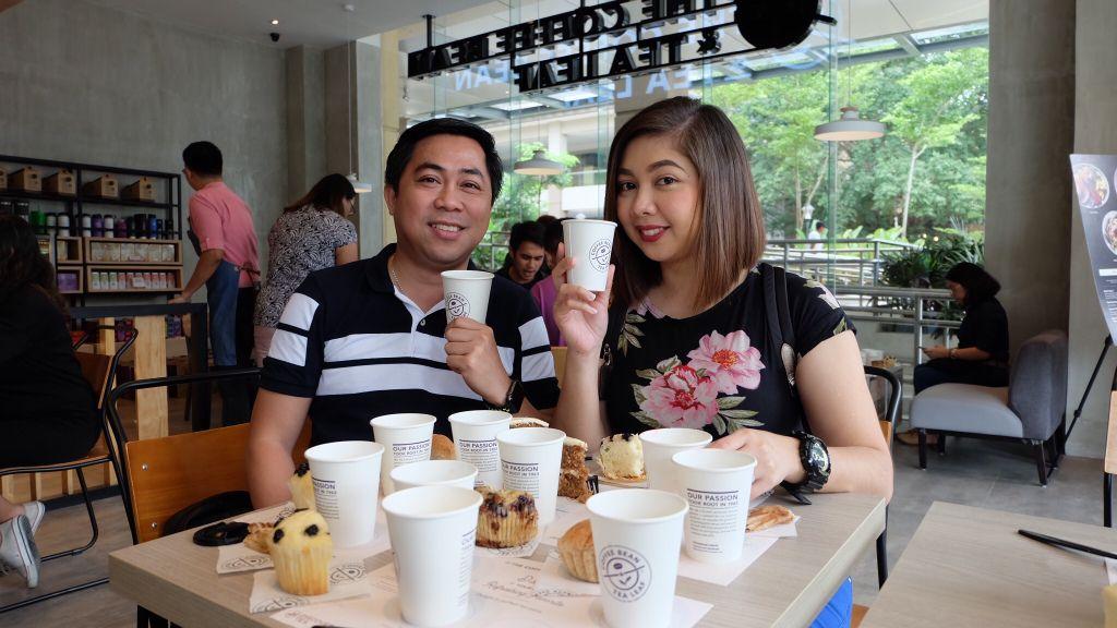 The Coffee Bean & Tea Leaf ®️ Opens in Bacolod City Tea