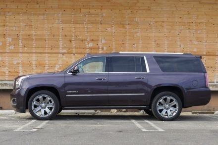 2016 Gmc Yukon Xl Denali 4wd Side View Gmc Yukon Gmc Yukon Xl