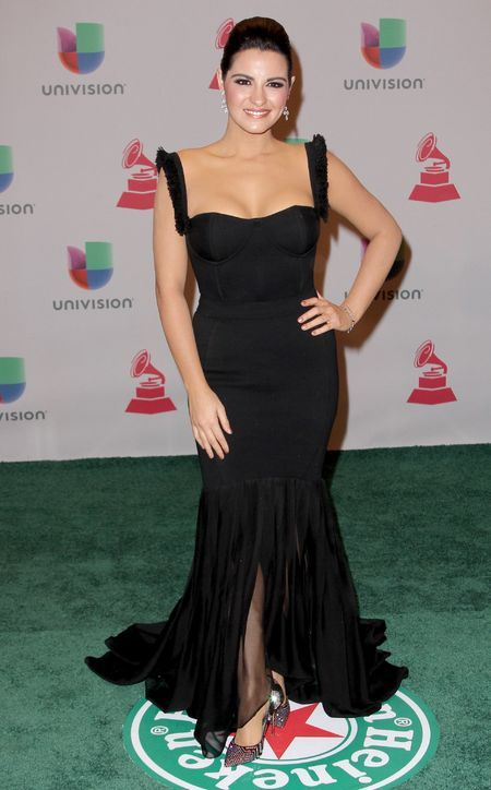 Best Dressed at the Latin Grammy Awards  Alessandra Ambrosio and ... 336328fc15b29
