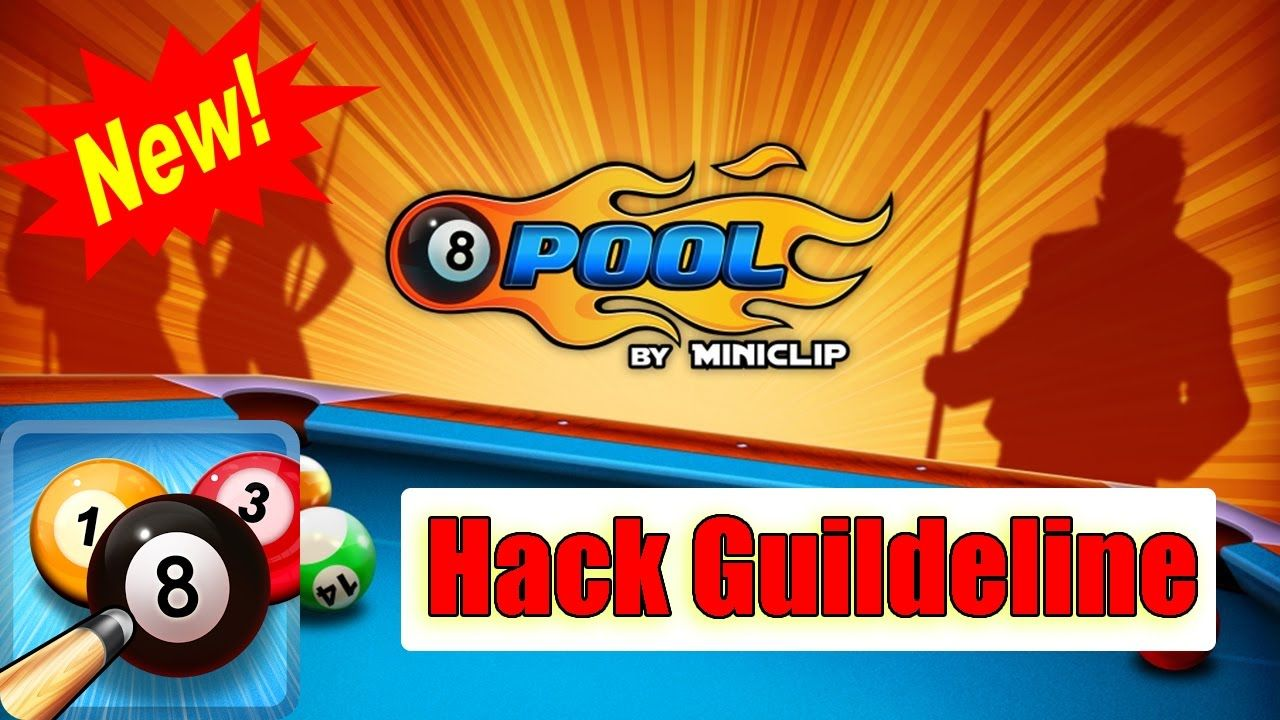 8 Ball Pool Mod Apk 3 9 1 Hack Guideline Trick No Root Pool