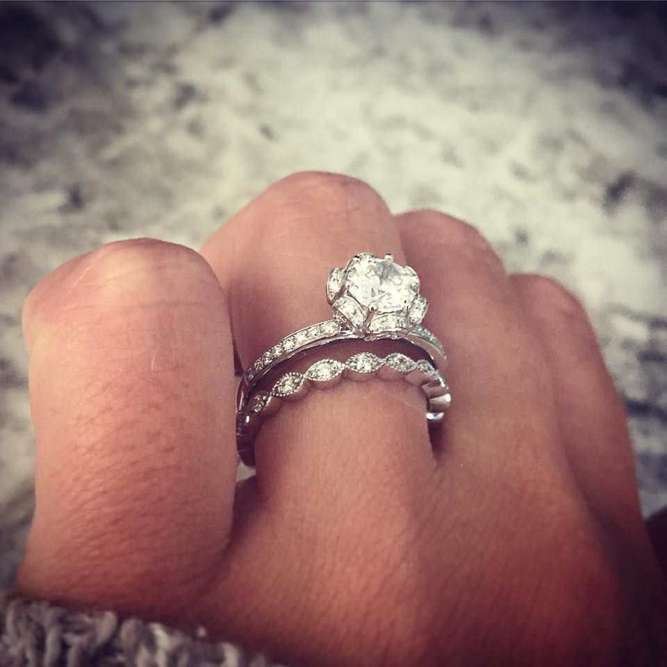 What makes an engagement ring tacky weddingengagement rings