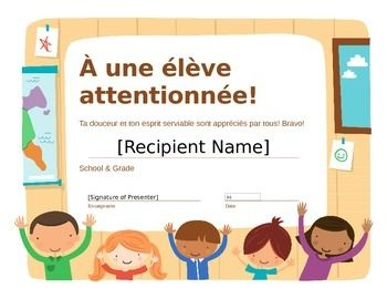 Certificate Of Achievement Word Template Delectable Great For The End Of The School Year To Celebrate Each Student's .