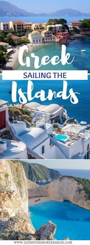 Sailing the Greek islands - Life Beyond Borders