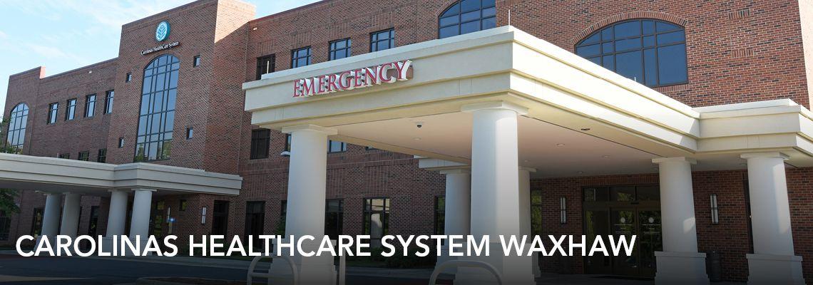 Carolinas Medical Center Waxhaw Phone 704 667 6800 Expert Emergency Care At Carolinas Healthcare System Waxhaw Pl Healthcare System Waxhaw Health Care