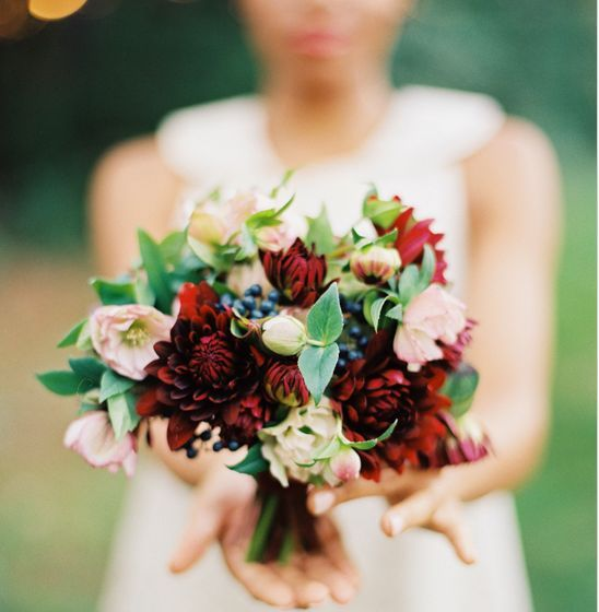 REVEL: Deep Red Bouquet