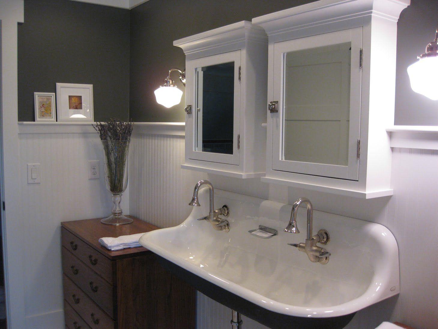 $2224.10 Kohler 4\' Brockway wash sink & Kohler Cannock wash sink ...