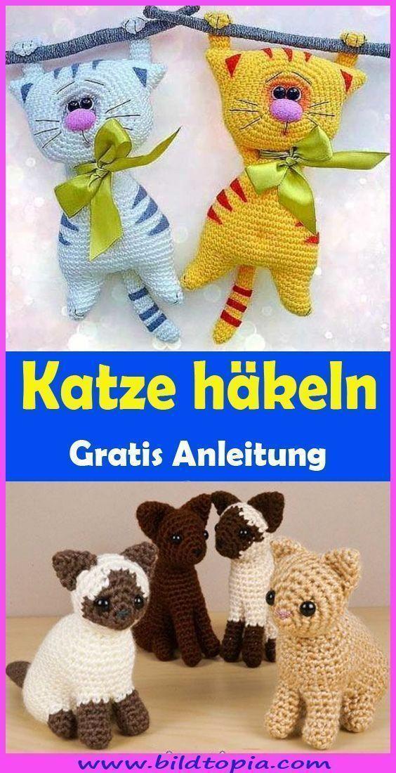 Photo of #Amig #Amigurumi #Cat #crochet #DIY #Free