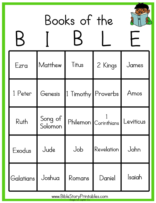 image relating to Bible Bingo Printable called 49 Printable Bingo Card Templates Sunday Faculty Holiday