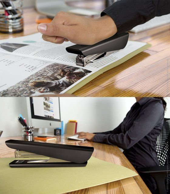Align - detachable stapler by quirky
