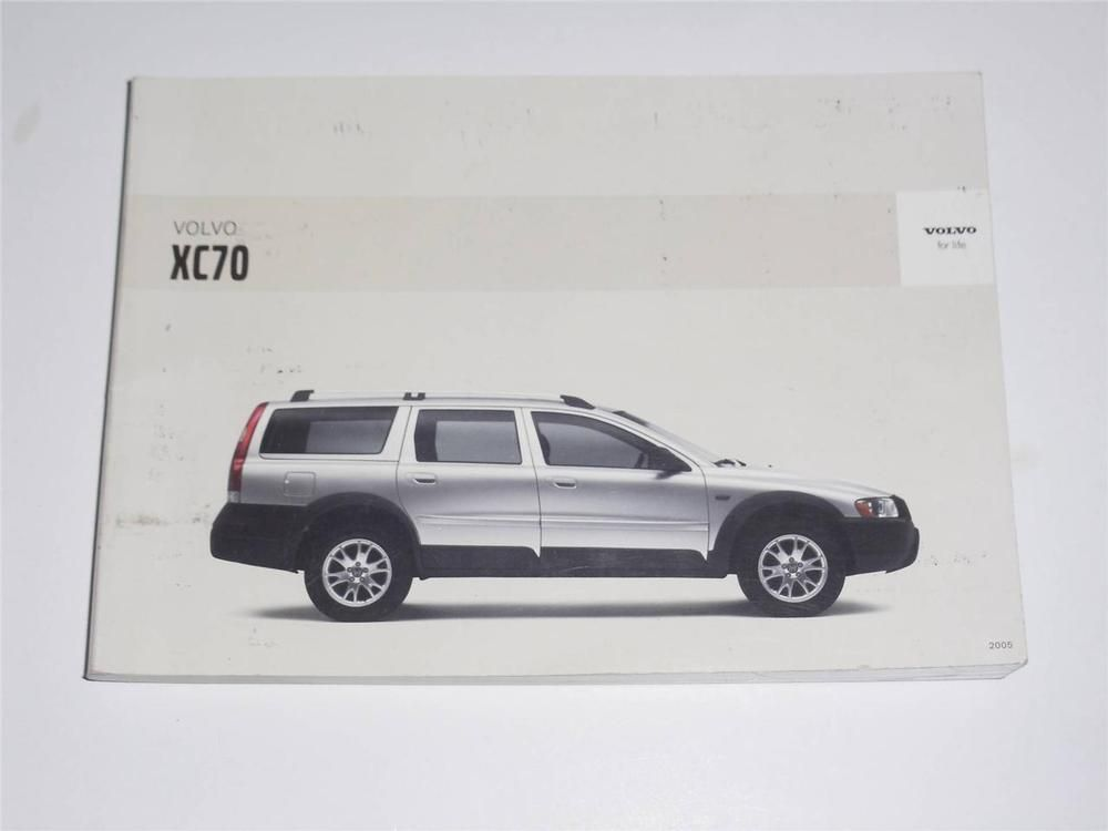 2005 volvo xc70 owners manual book guide owners manuals rh pinterest co uk 2005 volvo v70 service manual 2005 volvo xc70 owners manual pdf