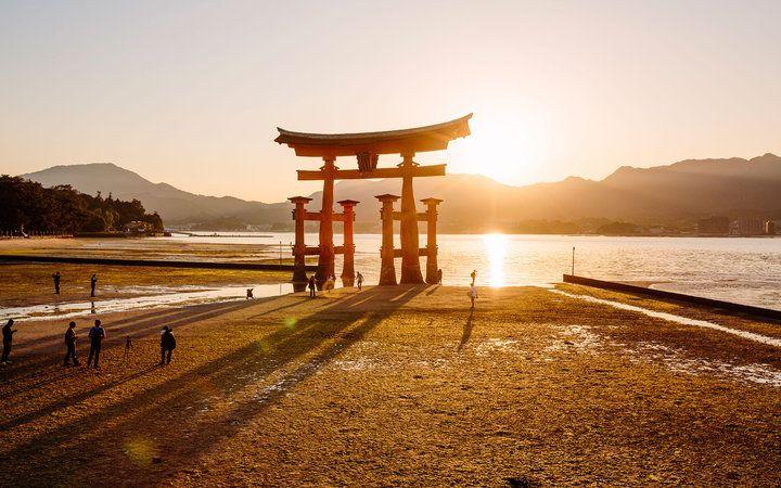 Best Campsites: Miyajima, Japan