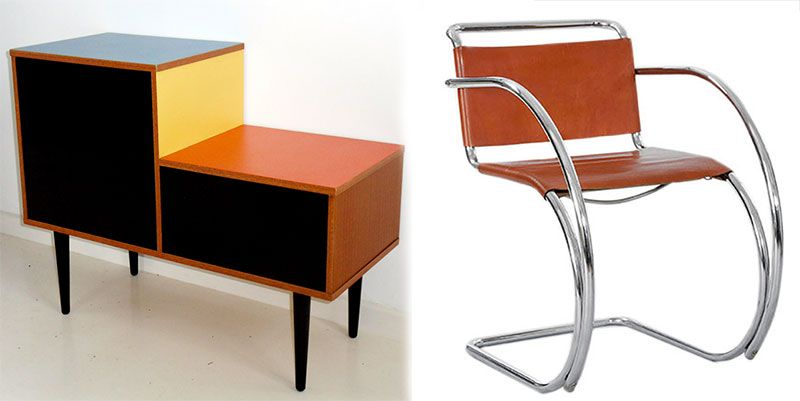 Bauhaus Furniture Facts