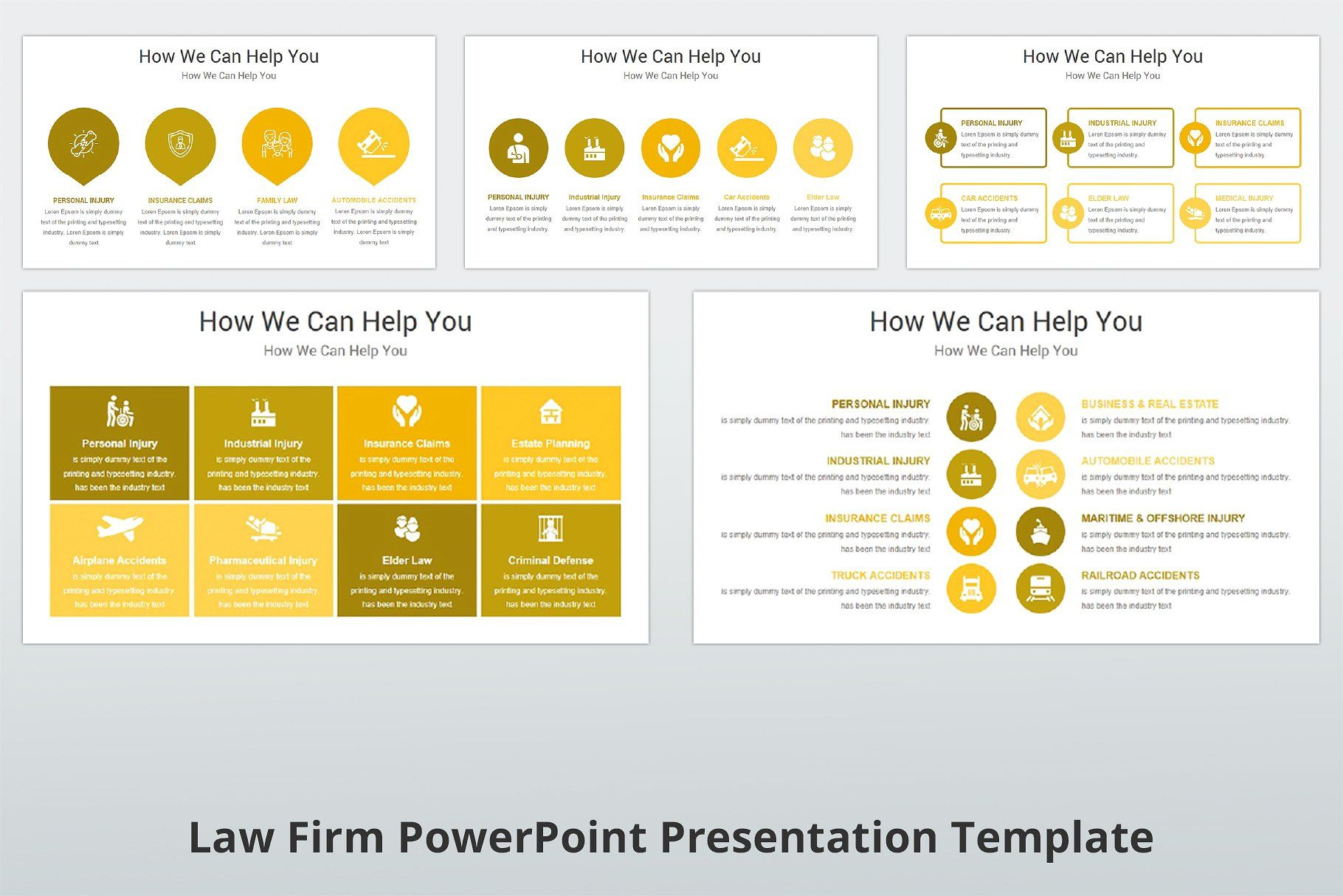 Law Firm Powerpoint Template Includes Template Audience Slides Powerpoint Presentation Templates Powerpoint Presentation Powerpoint Templates