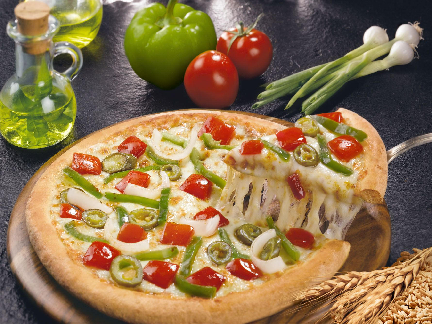 Cheese Pizza Wallpapers Photo Pizza Wallpaper Veg Pizza Cheese Pizza