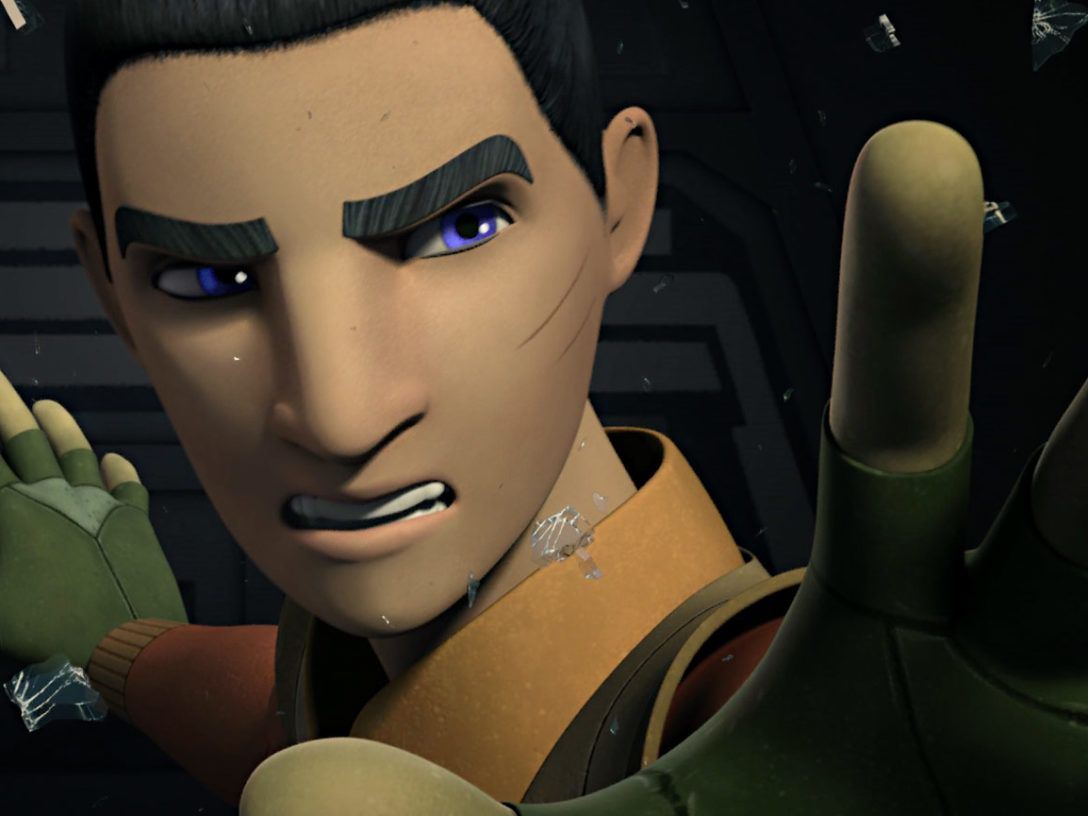 Star Wars Rebels Special 4 Property of Ezra Bridger