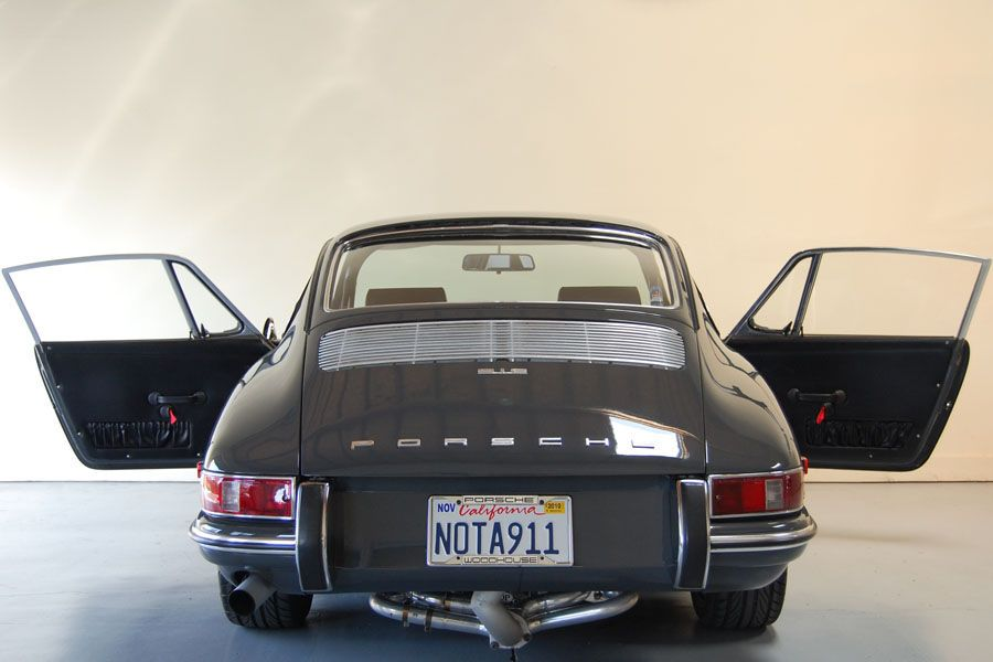 1968 Porsche 912 Coupe For Sale Slate Grey Cpr Classic Porsche 912 Porsche Classic Porsche