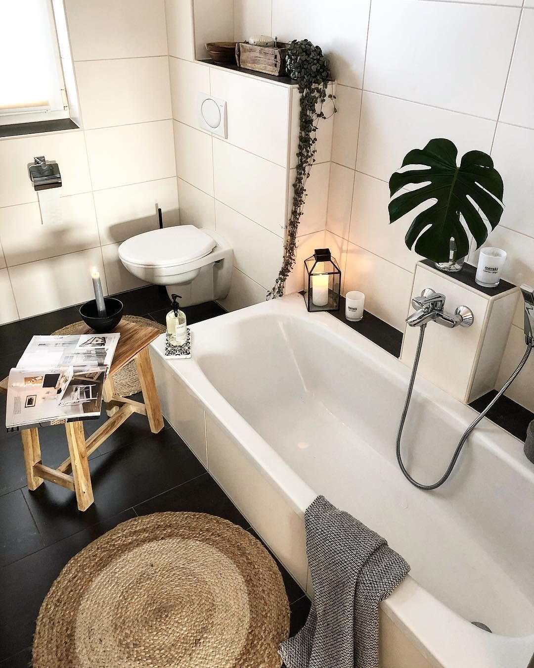 Pin Von Cuddly Monster Auf Badezimmer Bad Deko Ideen Badewanne Ideen Stylische Mobel