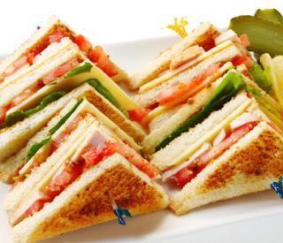 Ideas para s ndwiches alimentaci n pinterest for Ideas para hacer de cenar