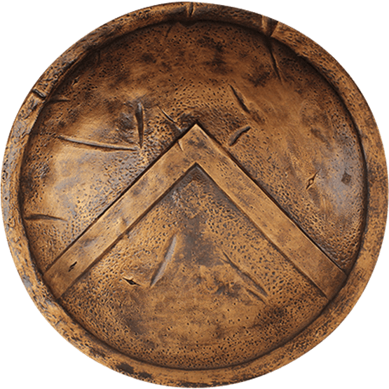 Replica Spartan Shield - NP-M-S-300 from Dark Knight ...