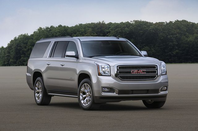 16 Most Affordable Suvs With 3 Rows Affordable Suv Gmc Yukon Xl Gmc Yukon