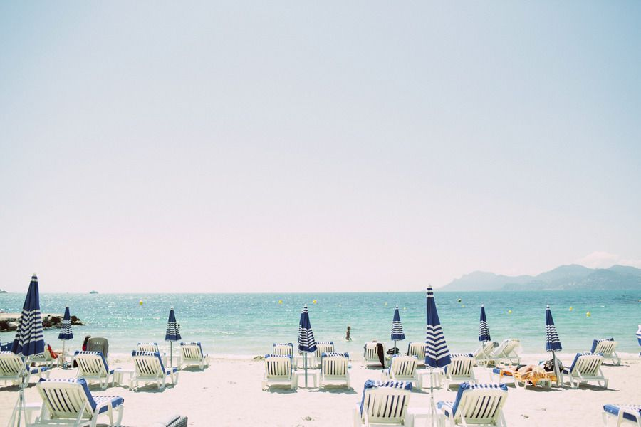 #beach #france Photography by sunshinecharlie.com/  Read more - http://www.stylemepretty.com/2013/07/12/st-tropez-with-sunshine-charlie/