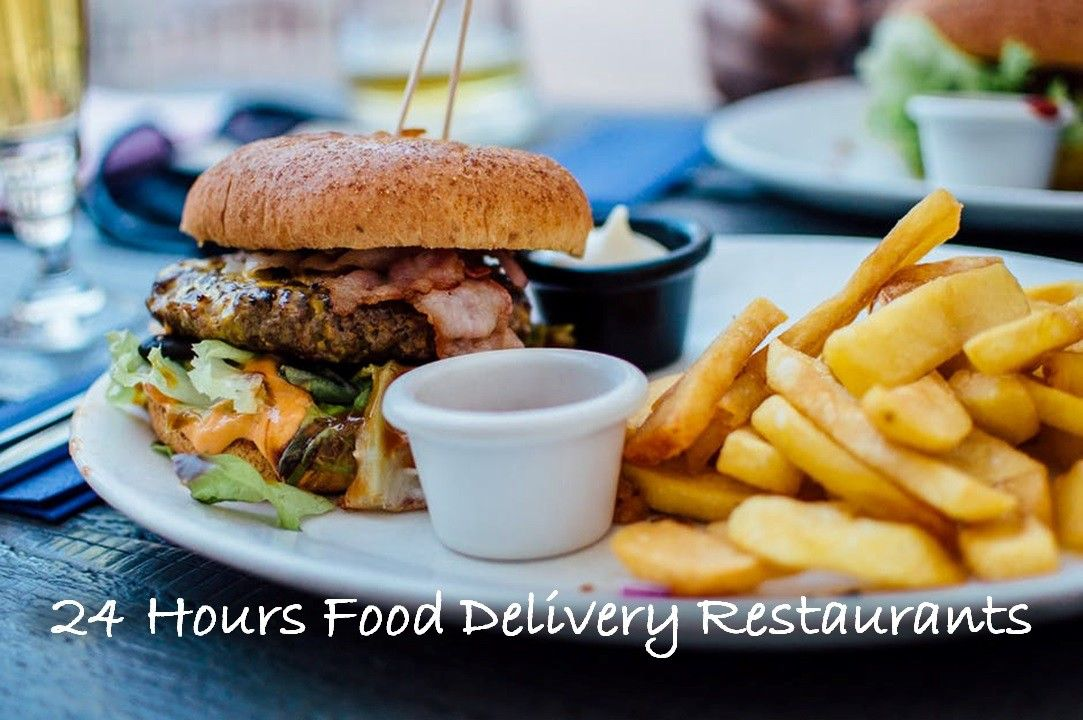 Delivery Food Near Me Open Now - Test