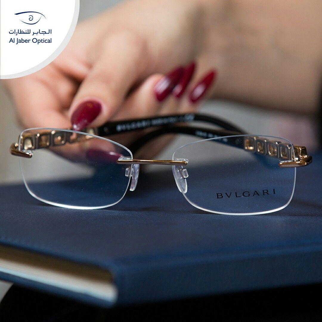 نظارات بولغري الطبية مصنوعة من مواد ذات جودة عالية والعناية بأدق التفاصيل مع التصميم المعاصر Bvlgari Eye Fashion Eye Glasses Womens Glasses Designer Glasses