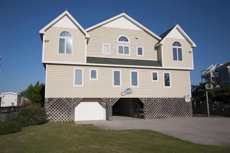 THE BUCK STOPS HERE  l Duck  NC   Outer Banks Vacation Rental Home l  Oceanfront home with five bedrooms masters   dumbwaiter  pool table  wet  bar. THE BUCK STOPS HERE   197 l Duck  NC   Outer Banks Vacation Rental