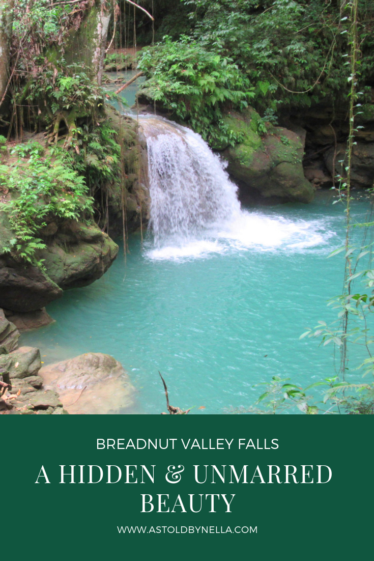 Breadnut Valley Falls Jamaica As Told By Nella Valley Falls