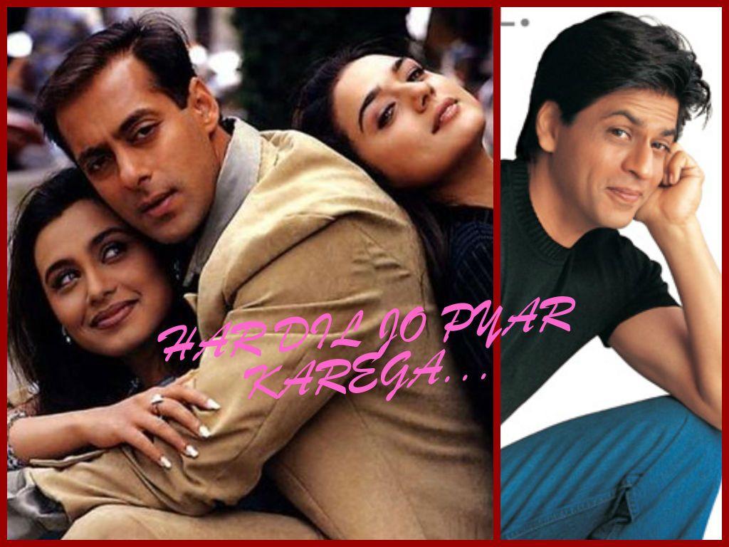 daftar film shahrukh khan dan preity zinta biography