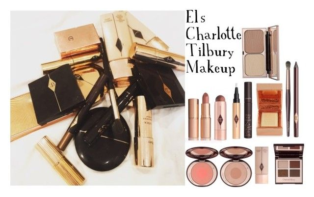 """""""El's Charlotte Tilbury Makeup"""" by lilylei ❤ liked on Polyvore featuring Dolce Vita and Charlotte Tilbury"""