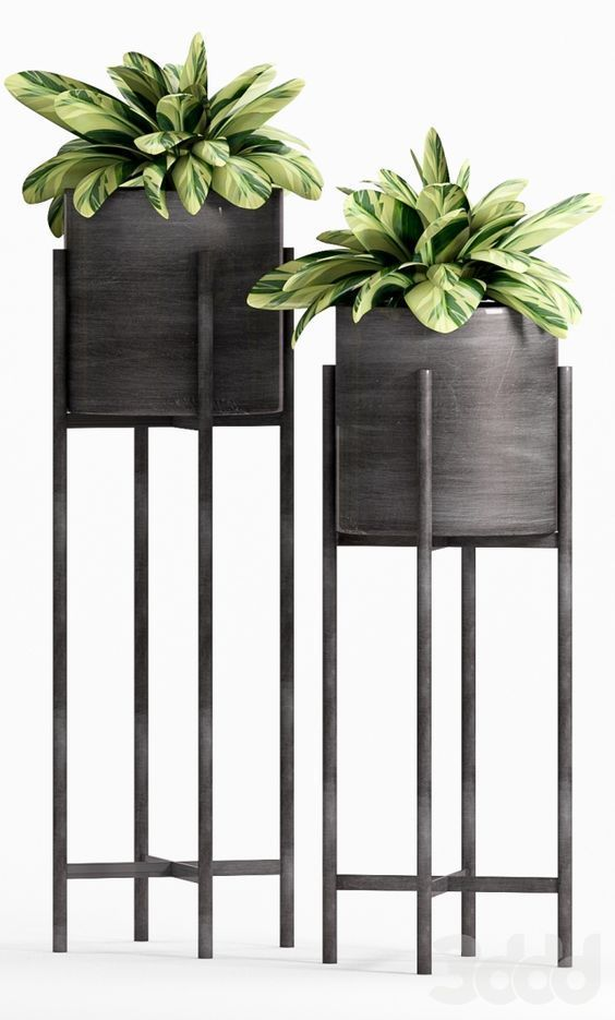 23 Mid Century Modern Plant Stands Ideas & Inspiration  #modern_plants #Stand #diyplantstand