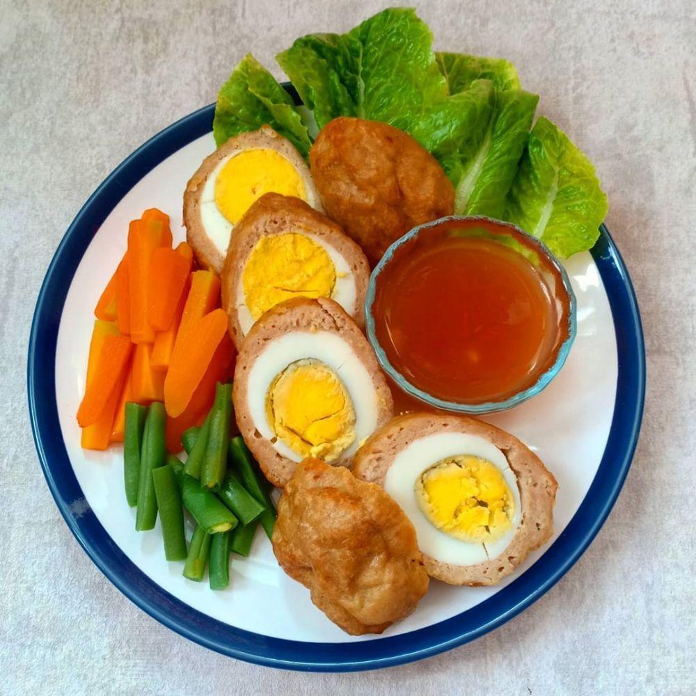 Resep Olahan Galantin C 2020 Brilio Net Resep Masakan Asia Makanan Dan Minuman Masakan Simpel