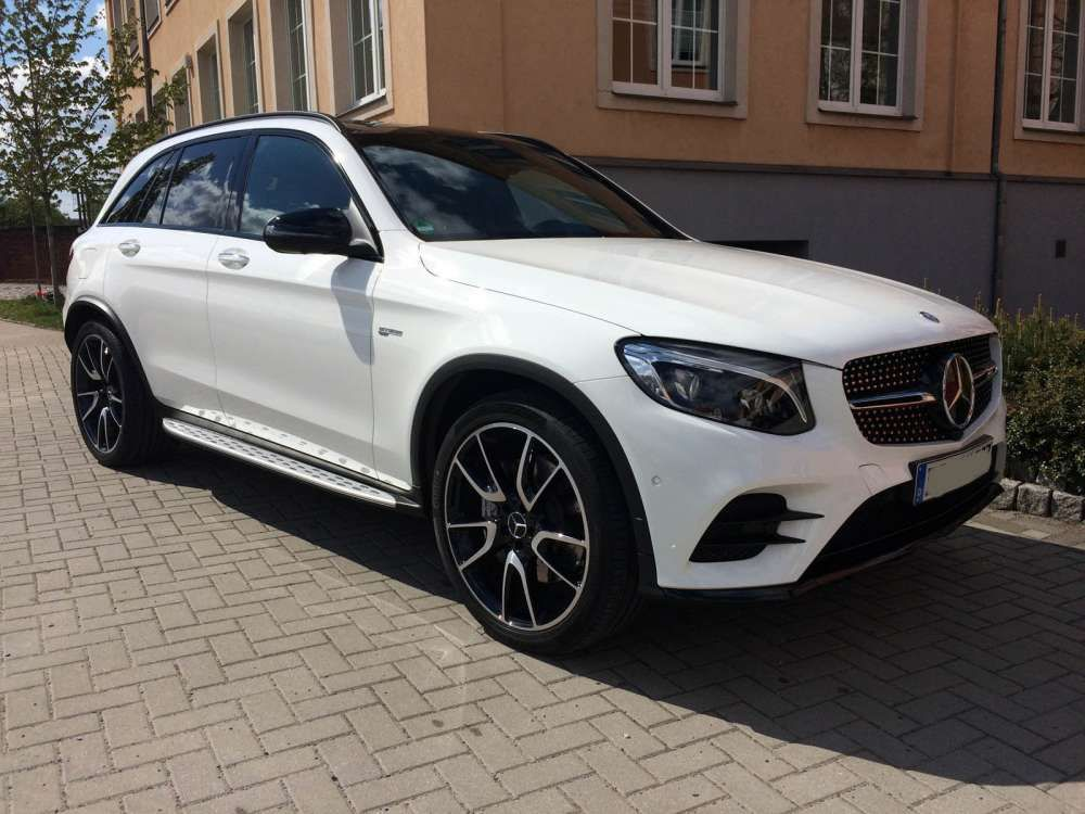 2017 Mercedes Benz Glc 43 Amg Airbody Panorama Tags 2017