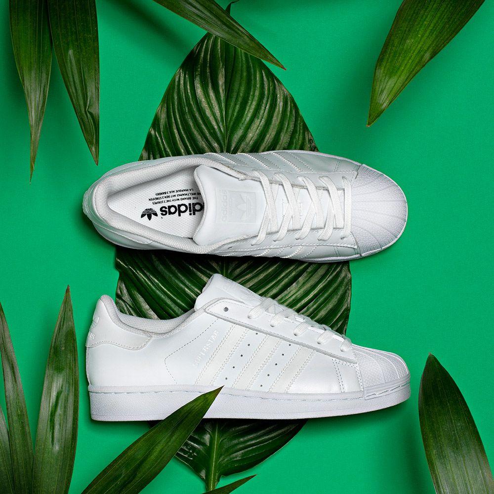 adidas women's superstar foundation trainer