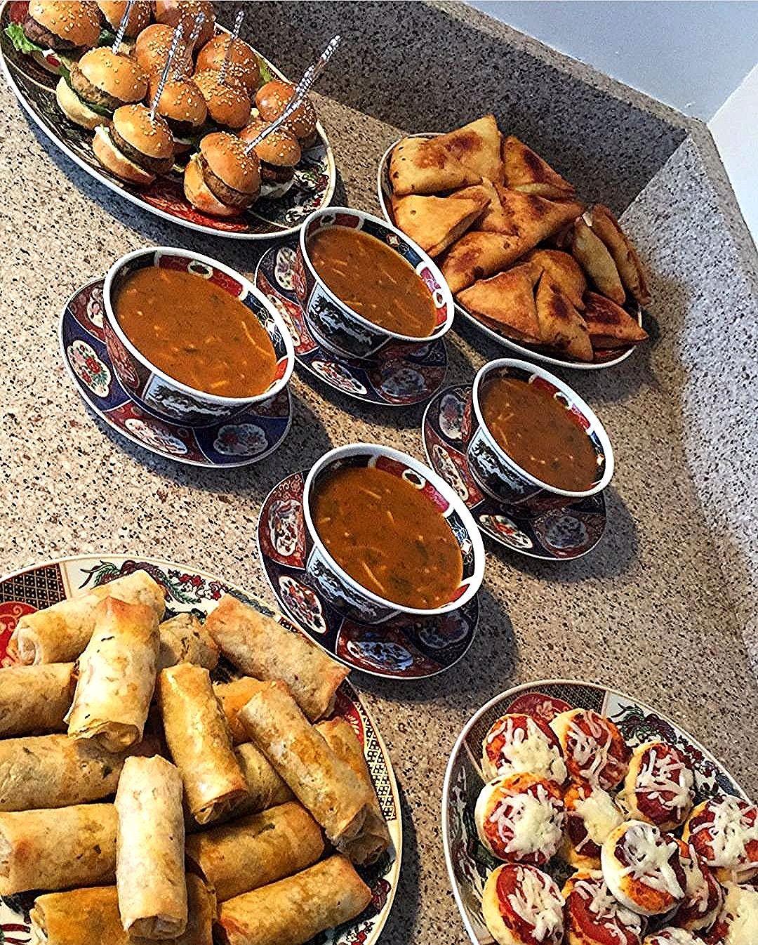 Plat De Ramadan Morrocan Food Moroccan Food Moroccan Cooking