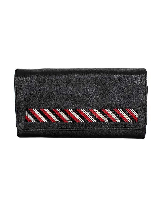 67.00$  Buy here - http://vitlz.justgood.pw/vig/item.php?t=l07bl37422 - Leather wallet, Leather wallet with beading, wallet, ladies wallet, handmade lea 67.00$