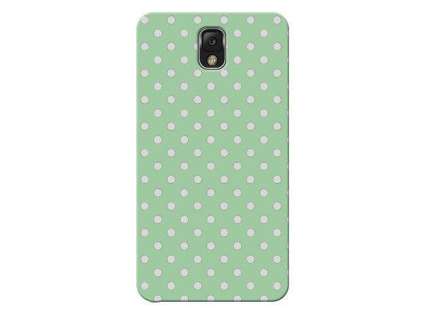 Mint Green Polka Dot Phone Case