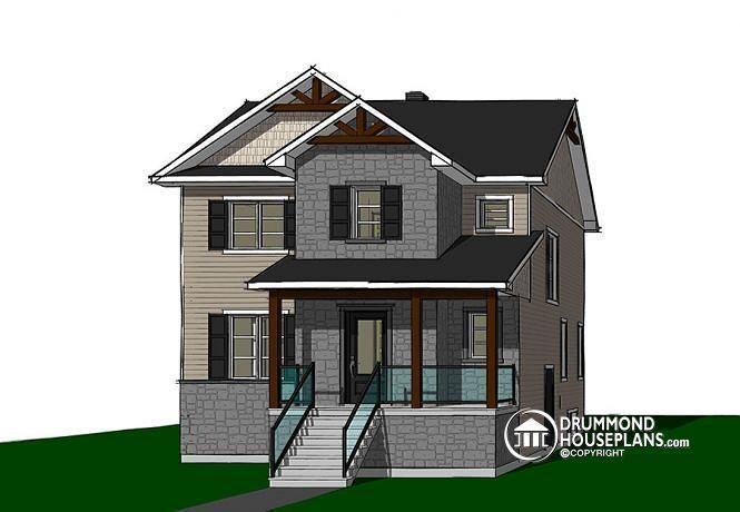 house plan kinkade no 3724